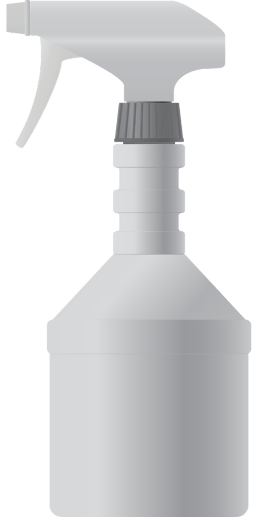Spray antiviral